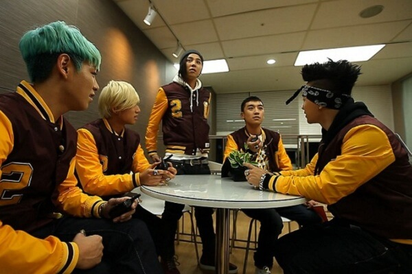 Running Man Big Bang With 12 Best Funny Episode Which