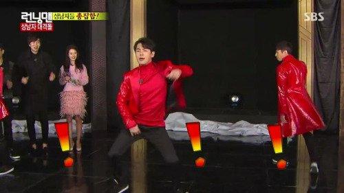 Shinhwa's humble posture