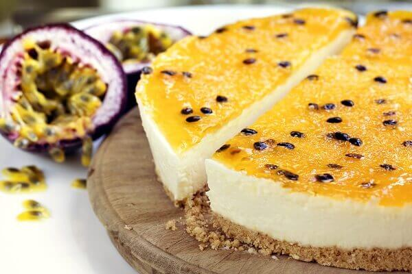 You will love cheese cake immediately from the first time