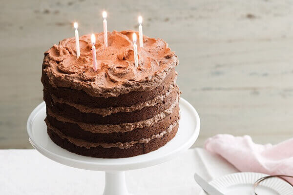 This is probably the most familiar bread for us, isn't it - The beautiful, unique and meaningful birthday cakes in the world