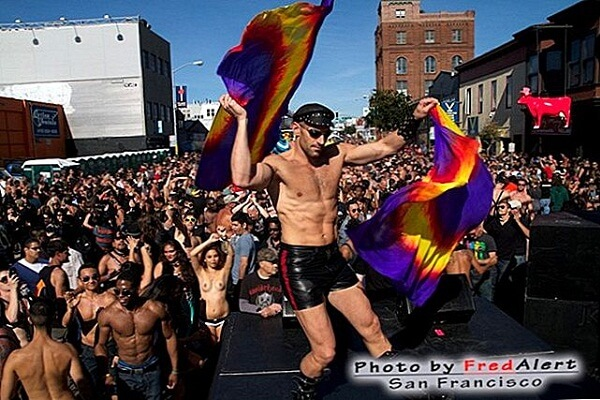 Brief history of Folsom Street Fair of San Francisco