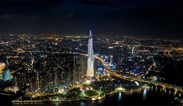 Landmark 81 Vietnam: Information about the sky scrapercity landmark house 81 vietnam
