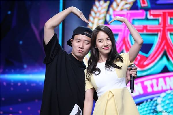 List of the best Running Man Monday Couple 2018 Gary and Song Ji Hyo