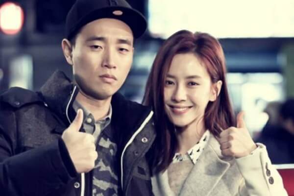 Running man monday couple is the episode, running man episodes or about the monday couple, the winning monday couple episode, running man practicing the couple on the 2nd