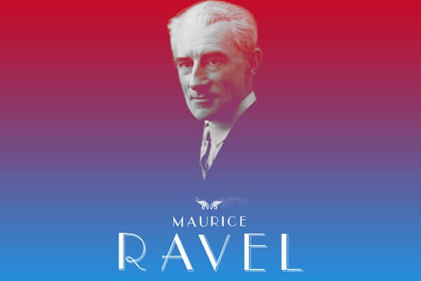 Maurice Ravel Bolero famous musician bolero music - Full biographical information
