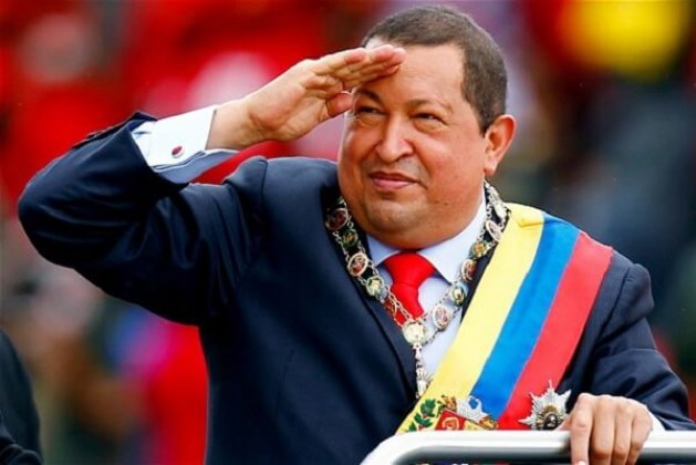 Oliver Stone made a film about Hugo Chavez