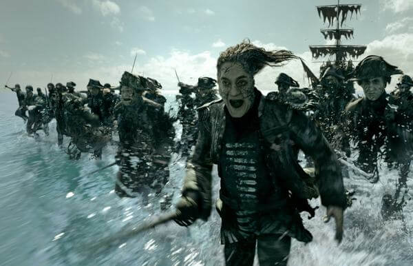 [Review] Pirates of the Caribbean: Dead men tell no tales 2017 - super product in cinema industry