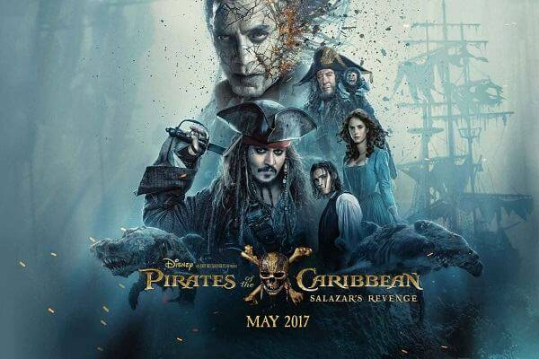 [Review] Pirates of the Caribbean: Dead men tell no tales 2017