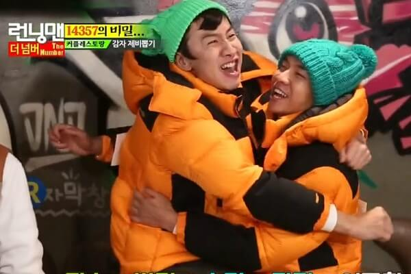 Episode 174 Running man Lee Seung Gi joined