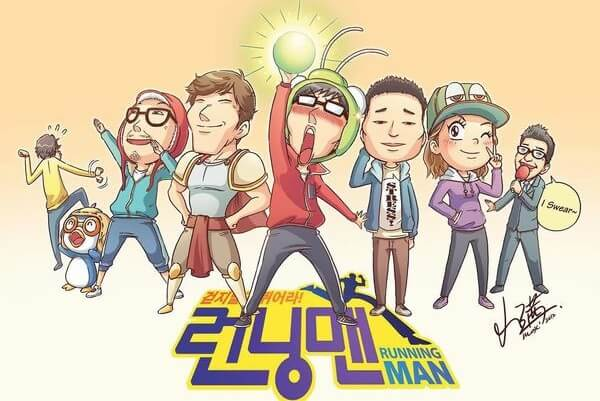 The most funny and funny Running Man episodes