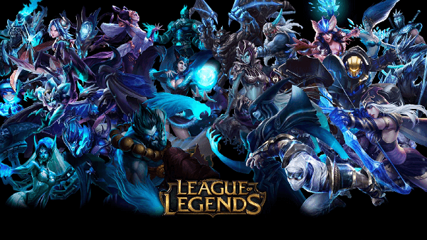LoL special characters (League of Legends)