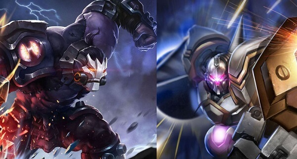 Garena Arena of Valor is a tactical game in the arena
