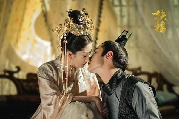 Legend of Fuyao - ancient Chinese film adaptation of romance novels
