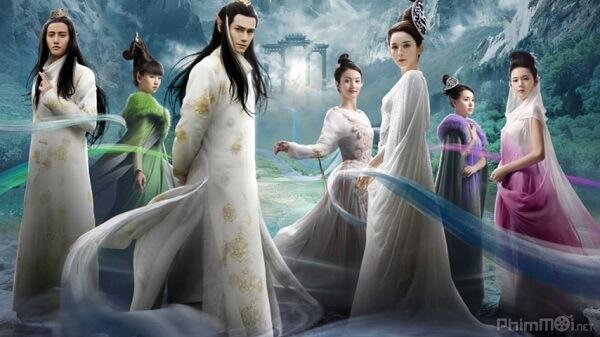 Legend of the Qing Qiu Fox adapted from Lieu Trai Chi Di