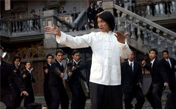 Best Chinese comedy movies of the year -  Kung Fu Hustle