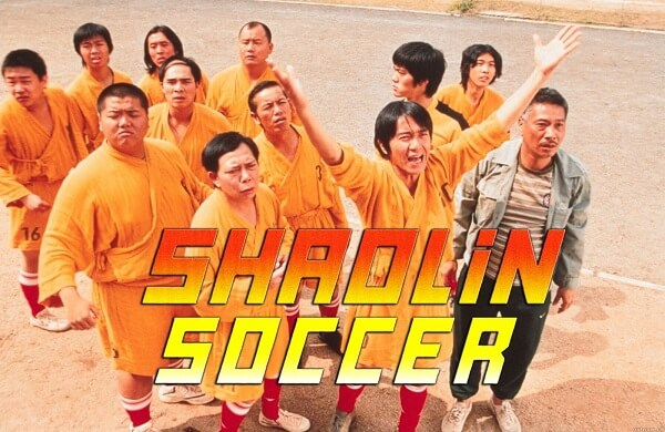 The hottest Chinese comedy movie of the year - Shaolin Soccer