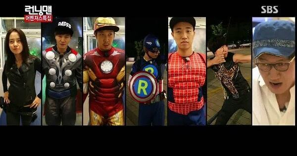 Avengers (Episode 150) - Running man with super abilities
