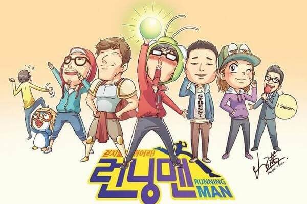 In 2016, domestic Running man was the 3rd most popular program, after Infinity Challenge and Radio Star