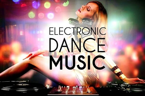 What is EDM, the best EDM music toplist, remix China, EDM music in Thailand?