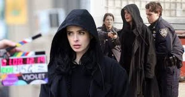 Krysten Ritter as Jessica Jones (Source: IGN)