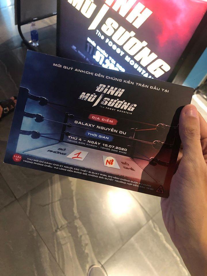 [Review Phim] Đỉnh Mù Sương (2020) - Official Trailer - Phim võ thuật hành động Việt Nam 5