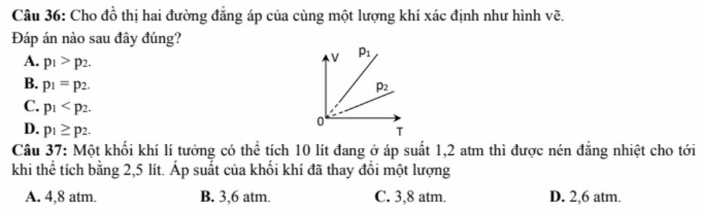 cau-36-cho-do-thi-hai-duong-dang-ap-cua-cung-mot-luong-khi-ac-dinh-nhu-hinh-ve-dap-an-nao-sau-da