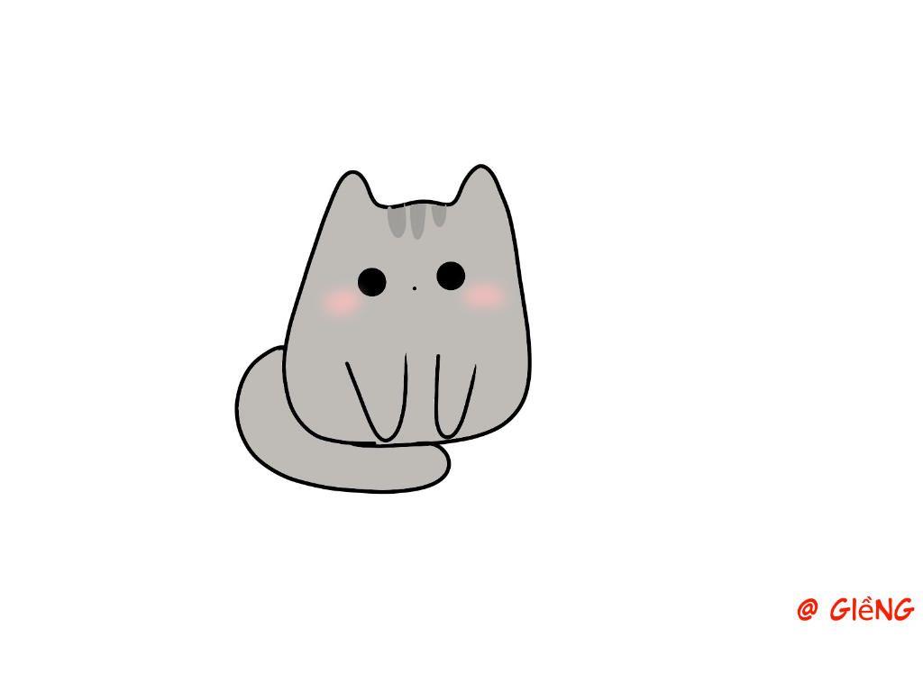 ve-con-meo-au-nhung-cute
