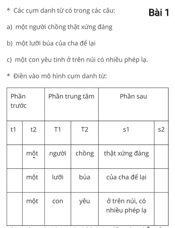 giup-mk-lm-phan-luyen-tap-bai-cum-danh-tu-trang-118-sgk-ngu-van-6-tap-1-nha