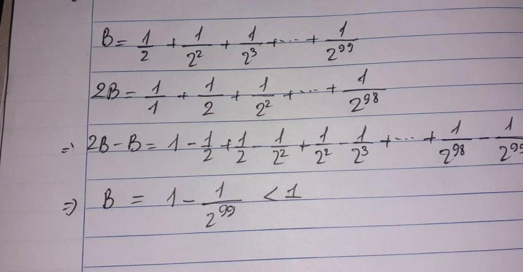 de-cho-b-frac-1-2-frac-1-2-mu-2-frac-1-2-mu-3-frac-1-2-mu-99-chung-minh-rang-b-1